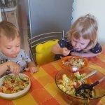 Aventuri in cinci Gatim cu copiii