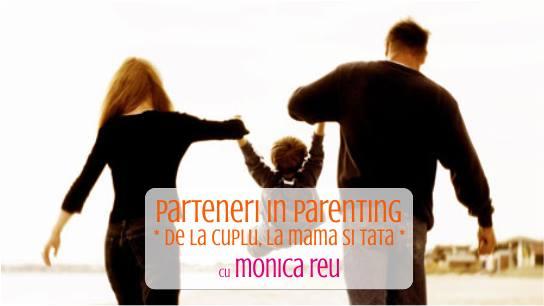 Aventuri in cinci Curs parenting Monica Reu