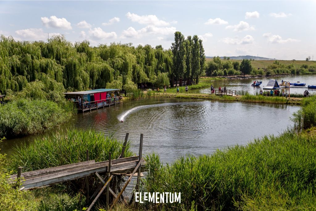 Aventuri in cinci Elementum Fest