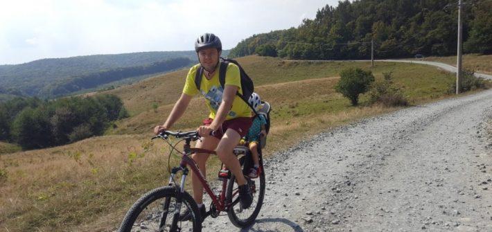 Aventuri in cinci Plimbarea pe biciclete la Adrenalin Park Cluj 03