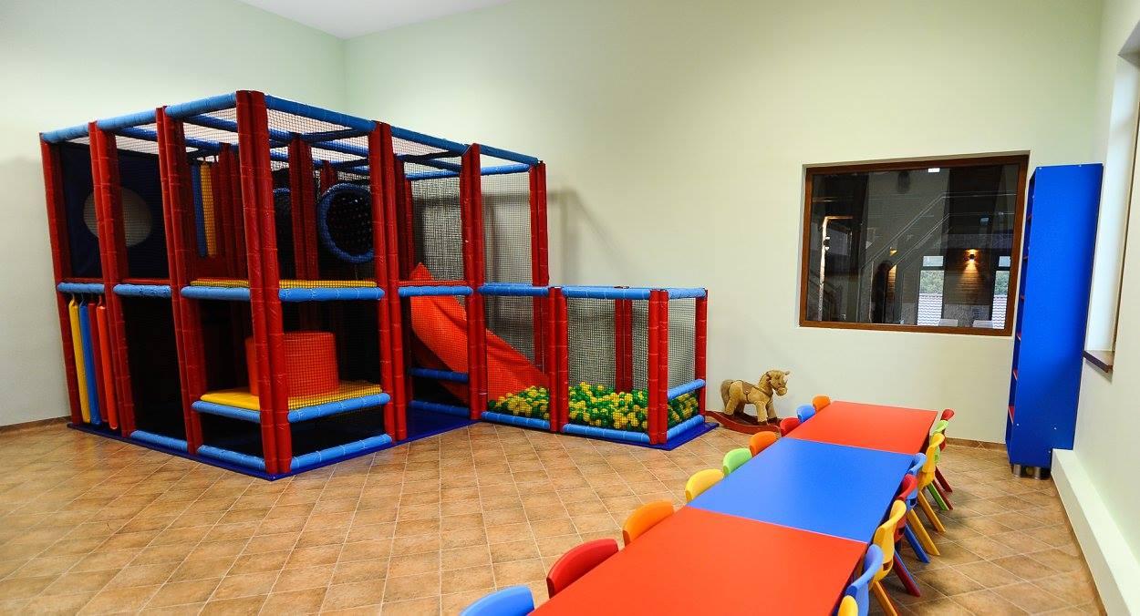 Aventuri in cinci Localuri din Cluj cu loc de joaca pentru copii