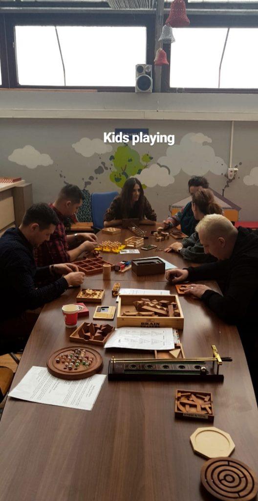 Aventuri in cinci Petrecerile de copii pot fi amuzante și pentru părinți la Exploratoriu-Muzeul Copiilor (1)