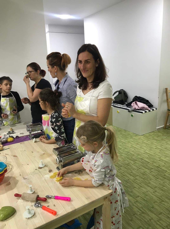 Aventuri in cinci Atelierul de paste Cluj