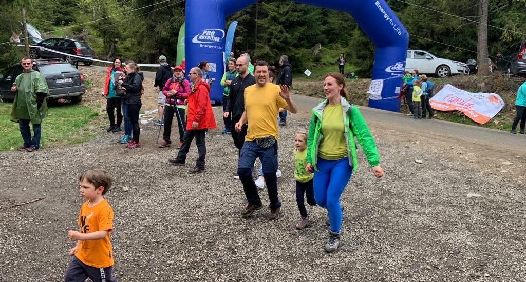 Aventuri in cinci Primul cros la msg Maraton Apuseni 2019